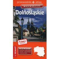 Mapy i atlasy turystyczne, Polska Niezwykła Województwo dolnośląskie przewodnik + atlas (opr. miękka)