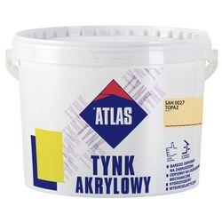 Tynk akrylowy Atlas SAH 0027 topaz 25 kg