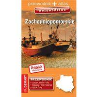 Przewodniki turystyczne, Zachodniopomorskie województwo przewodnik - Praca zbiorowa (opr. broszurowa)