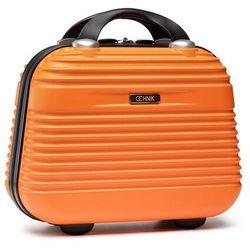 Kuferek OCHNIK - WALAB-0040-14 Pomarańczowy