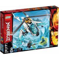 Klocki dla dzieci, LEGO Ninjago 70673 ShuriCopter