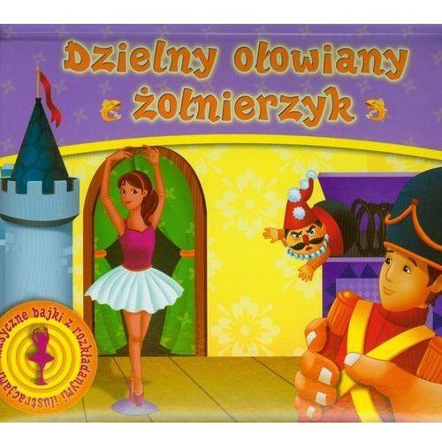 Książki dla dzieci, Dzielny ołowiany żołnierzyk