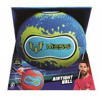 Piłki dla dzieci, Piłka neoprenowa 21cm niebiesko-zielona