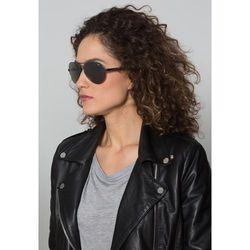 Lacoste Okulary przeciwsłoneczne gunmetal