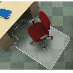 Mata pod krzesło Q-CONNECT, na dywany, 134,6x114,3cm, kształt T