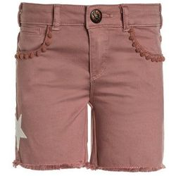 Scotch R'Belle 5POCKET WITH STAR PATCHES Szorty jeansowe dusty rose