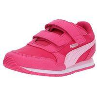 Buty sportowe dla dzieci, PUMA Trampki 'ST Runner v2 NL V Inf + PS' różowy / fuksja