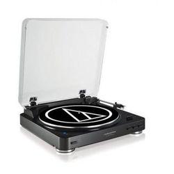 AUDIO-TECHNICA AT-LP60 BT czarny