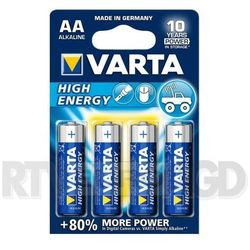 VARTA AAA High Energy (4 szt.)
