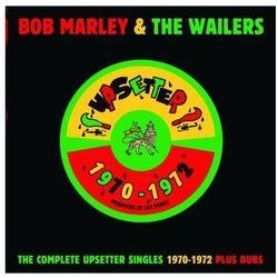 Complete Upsetter Singles 1970-1972 Plus Dubs - Marley & The Wailers, Bob (Płyta CD)