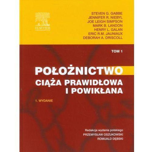 Książki o zdrowiu, medycynie i urodzie, Położnictwo Tom 2 (opr. twarda)
