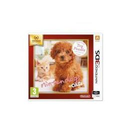 Nintendogs + Cats: Toy Poodle + Friends (3DS ) KLUCZ eShop