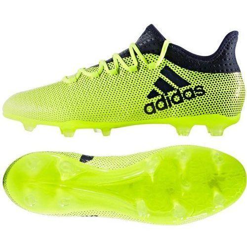 Buty sportowe dla dzieci, Obuwie sportowe KORKI ADIDAS X 17.2 FG S82325