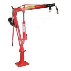 Podnośnik hydrauliczny pick-up z żurawiem, 450 kg