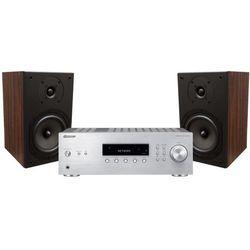 Zestaw stereo PIONEER SX-10AES + KODA EX-569T Orzech