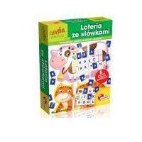 Puzzle, Carotina Loteria ze słówkami