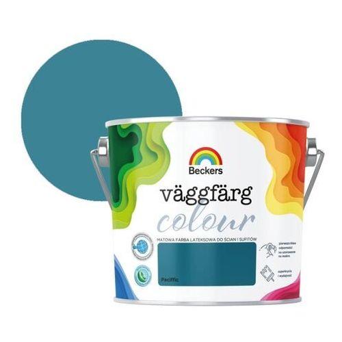 Farby, Farba lateksowa Beckers Vaggfarg Colour pacific 2,5 l