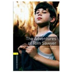 Oxford Bookworms Library: Level 1:: The Adventures of Tom Sawyer (opr. miękka)