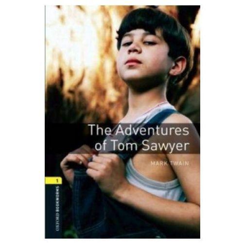 Książki do nauki języka, Oxford Bookworms Library: Level 1:: The Adventures of Tom Sawyer (opr. miękka)