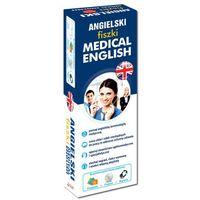 Książki do nauki języka, Angielski. Fiszki. Medical English (opr. kartonowa)