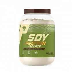TREC SOY PROTEIN ISOLATE 750G Białko sojowe Czekol