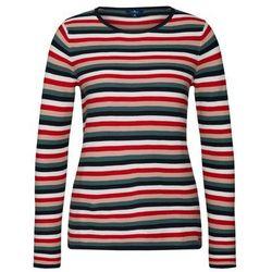 TOM TAILOR UNI 1/1 ROUNDNECK Sweter real navy blue