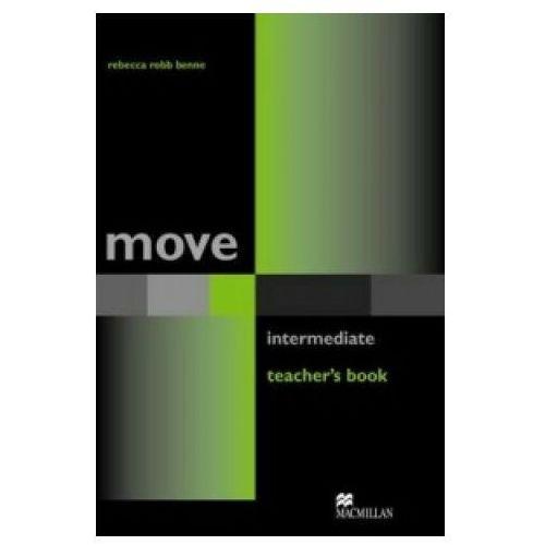 Książki do nauki języka, Move Intermediate. Książka Nauczyciela (opr. miękka)