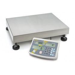 Przemysłowa waga do zliczania sztuk KERN IFS 150 i 300 kg [e] 50 i 100 g płytka wagi [mm] 650 x 500