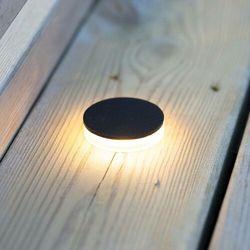 Lampa stojąca GARDEN 24 Decklight 45mm 3W Black 106934 - Markslojd - Mega rabat w koszyku