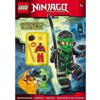 Książki dla dzieci, LEGO ® Godzina duchów (opr. miękka)