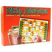 Gry dla dzieci, Wiem wszystko: Młody Matematyk. Gra planszowa