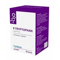 Witaminy i minerały, F-TRYPTOPHAN tryptofan