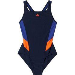 Strój kąpielowy adidas Essence Flare Colorblocked Swimsuit Junior BP5762
