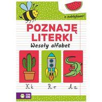 Książki dla dzieci, Akademia przedszkolaka. poznaję literki. wesoły alfabet (opr. miękka)