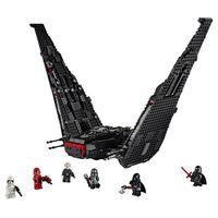Klocki dla dzieci, Lego STAR WARS Wahadłowiec kylo rena 75256