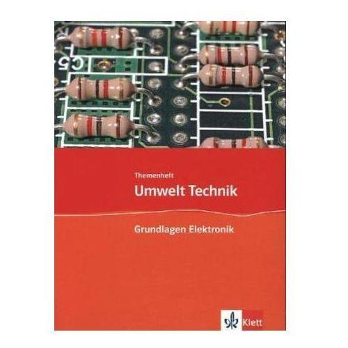 Pozostałe książki, Themenheft Grundlagen Elektronik, 7. bis 10. Schuljahr Helling, Klaus