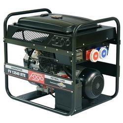 Agregat prądotwórczy Fogo FV 13540, Model - FV 13540 RTE
