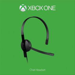 Microsoft Xbox One Chat Headset - BEZPŁATNY ODBIÓR: WROCŁAW!