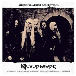 Nevermore. Original Album Collection [3CD] - Limited Edition - Nevermore