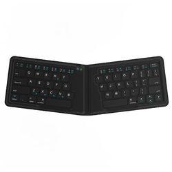 Kanex MultiSync Foldable Keyboard - Składana klawiatura Bluetooth dla iOS / Android / Windows (czarny)