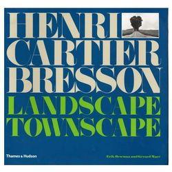 Henri Cartier-Bresson: Landscape/Townscape (opr. twarda)