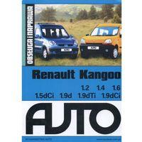 Biblioteka motoryzacji, Renault Kangoo (opr. miękka)