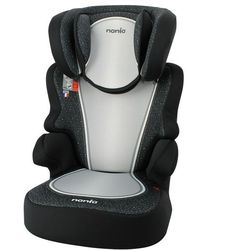 Nania fotelik samochodowy BeFix SP Skyline, Black - BEZPŁATNY ODBIÓR: WROCŁAW!