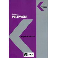 Językoznawstwo - Tadeusz Milewski (opr. miękka)