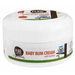 Organic baby, łagodzący krem do pielęgnacji pupy z ekstraktem z baobabu