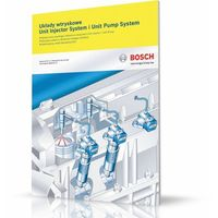 Biblioteka motoryzacji, Układy wtryskowe Unit Injector System i Unit Pump System (opr. miękka)