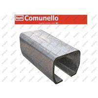 Przęsła i elementy ogrodzenia, Profil do bramy,Comunello Zn, 100x90mm, L6(3)m