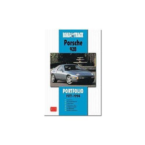 Biblioteka motoryzacji, Road & Track Porsche 928 Portfolio 1977-1994
