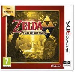 Gra Nintendo The Legend of Zelda: A Link Between W. Select 3DS 2DS