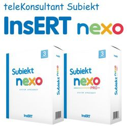 Abonament na teleKonsultant Subiekt nexo (bez abonamentu na ulepszenia)